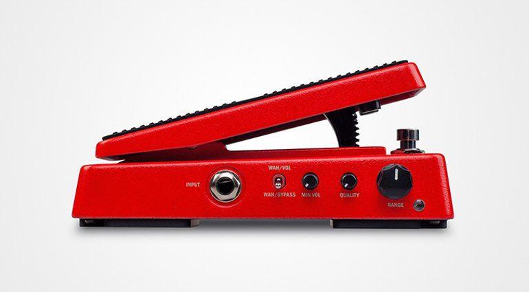 Die Konfigurationsmöglichkeiten des Joyo Audio Wah-II MULTIMODE im Detail.
