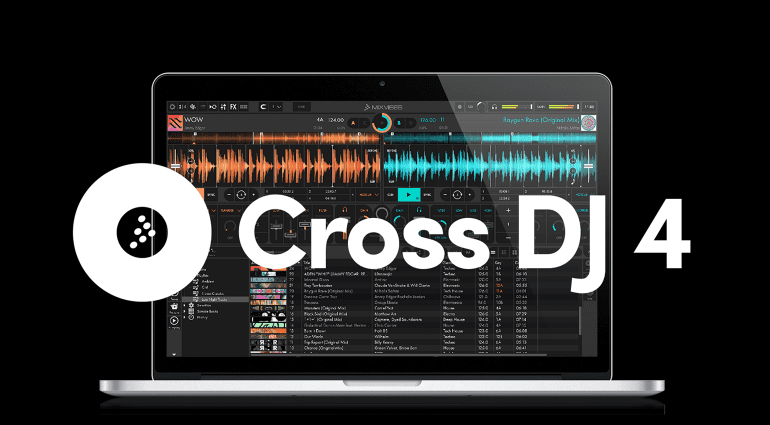 Mixvibes Cross 4