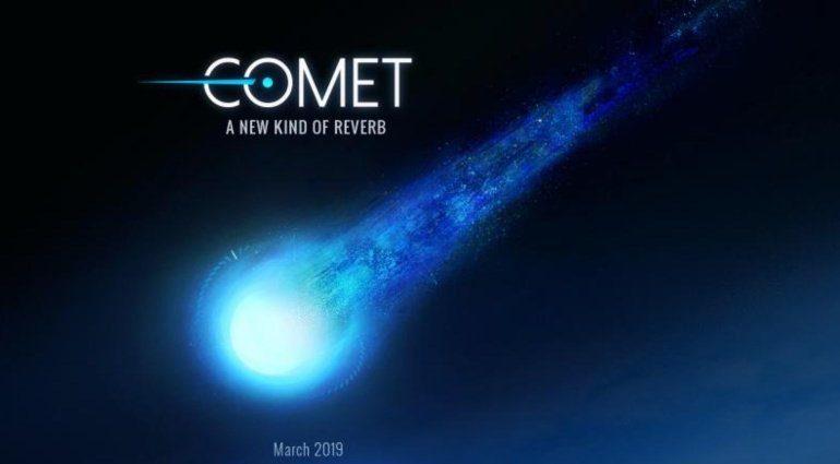 Polyverse kündigt Comet an - ein Reverb Plug-in