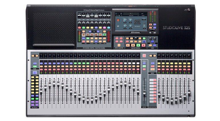 PreSonus StudioLive Series III S 32S