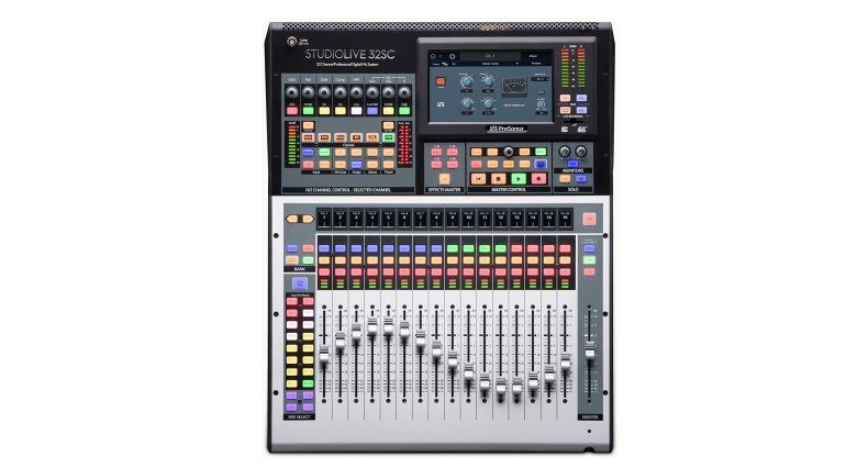 PreSonus StudioLive Series III S 32SC