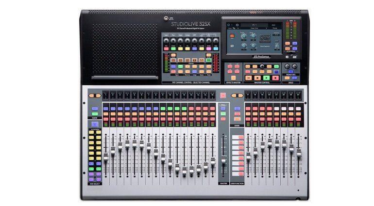 PreSonus StudioLive Series III S 32SX