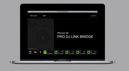 Pioneer DJ Pro DJ Link Bridge