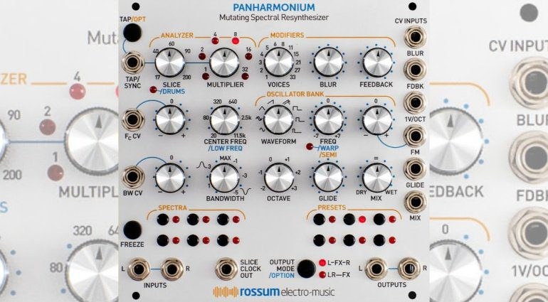 Rossum Panharmonium