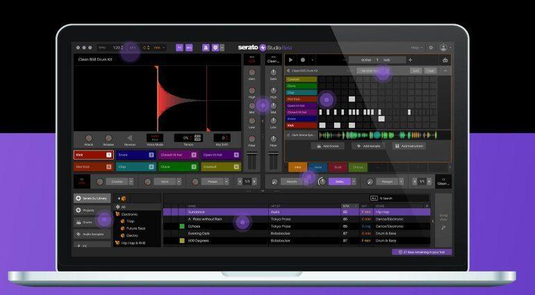 Serato Studio, das neue Beat Production Tool für DJs und Produzenten