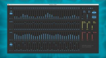 Sinevibes Stream - ein 32-Step Delay Sequencer für den Mac