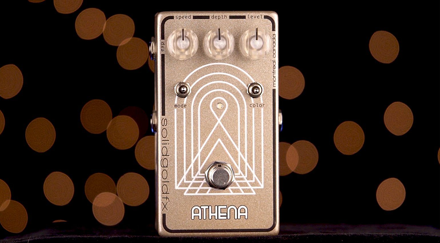 Solid Gold FX ATHENA VIBRAPHASE