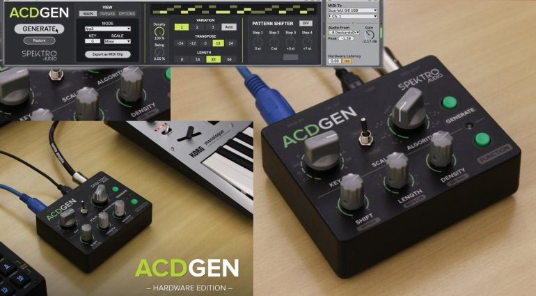 SpektroAudio ACDGen
