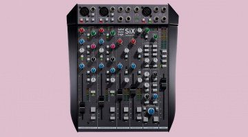 SSL SiX Mischpult