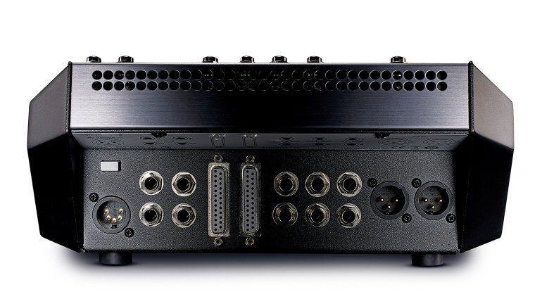 SSL SiX Mischpult