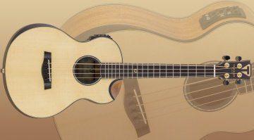 Traveler Guitar CL-3BE Acoustic Bass