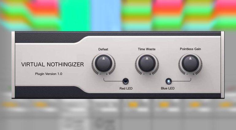 Teaser: Virtual Nothingizer - neues kostenloses Plug-in hilft euch bei kreativen Löchern