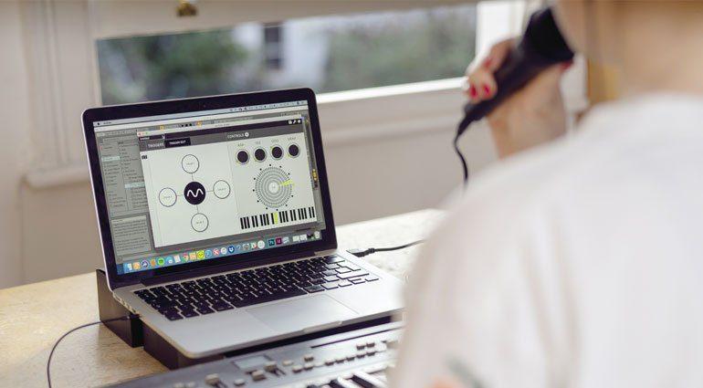 Dubler Studio Kit steuert Drums und Melodien mit eurer Stimme