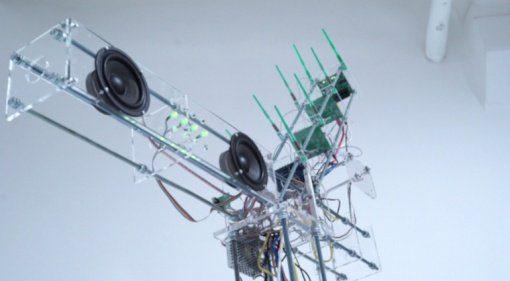 VTOL Mayak Noise WIFI Generator Installation