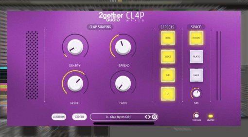 2getheraudio CL4P - Klatschen bis zum Abwinken