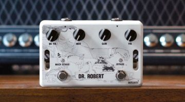 Aclam Dr Robert Beatles Overdrive