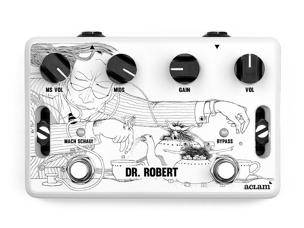 Aclam Dr Robert Effekt Pedal
