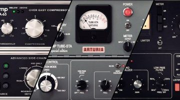 "Arturia veröffentlicht ""3 Compressors You'll Actually Use"""