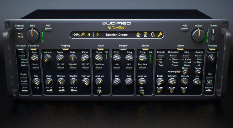 Audified ToneSpot Acoustic Pro - und eure akustische Gitarre fängt an zu klingen