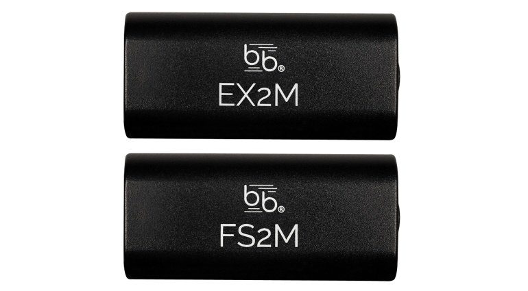 Beat Bars EX2M und FS2M MIDI Adapter