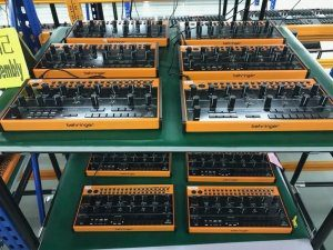 Behringer-Crave-Production