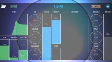 BLEASS Reverb AU3-FX