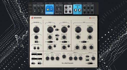Brainworx erster Software Synthesizer bx_oberhausen ist da!