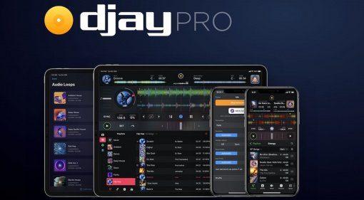 DJAY 3.1 iOS