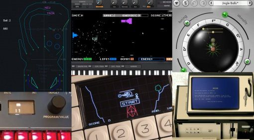 Easter Eggs in Plug-ins, Synthesizern und anderer Hardware