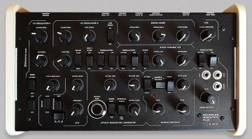 elettrorama Sound Lab minisynth plus MIDI