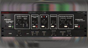 Eventide veröffentlicht Instant Flanger Mk II als VST