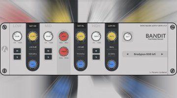 FAC Bandit - ein Multiband Effektprozessor für das iPad