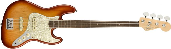 Fender-Lightweight-Ash-American-Professional Jazz Bass