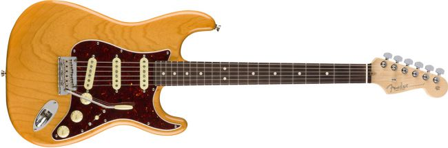 Fender-Lightweight-Ash-American-Professional Stratocaster