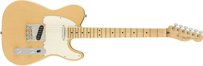Fender-Lightweight-Ash-American-Professional Telecaster