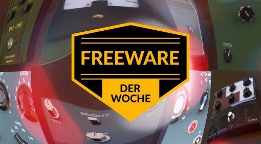 Freeware-Plug-ins der Woche: Analog Obsession YALA, RARE und GuitarLine