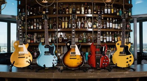 Gibson-2019-Collection-revealed