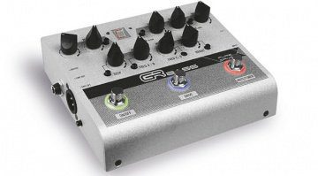 GR BAss Pure Drive Preamp Pedal