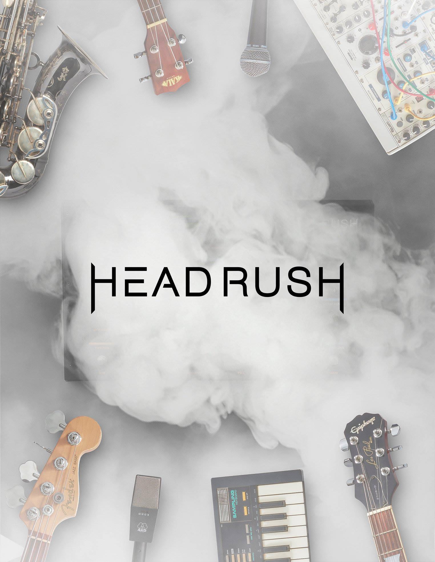 Headrush New Product TEaser