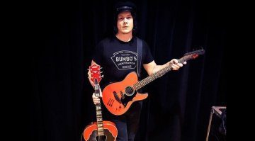 Jack White Fender Acoustasonic TEle Custom Shop Signature