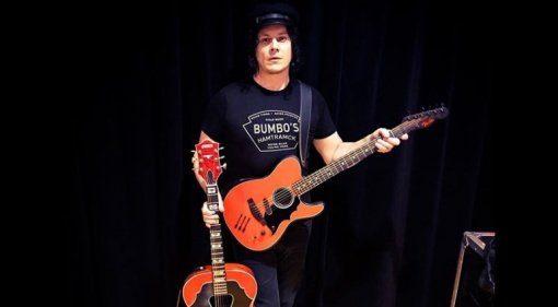 Jack White Fender Acoustasonic TEle Custom Shop Signature
