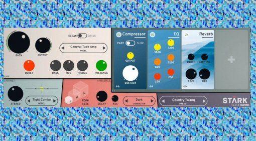 Klevgrand Stark Amp Simulator VST Plug-in