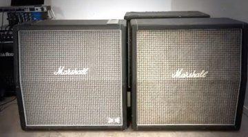 Klingt die Marshall 1960AX 4x12 wie die Original 1960A