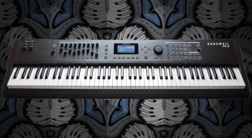 Kurzweil kündigt PC4 Performance Controller und Production Station an