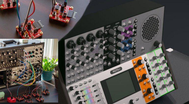 miniMO Proto und Module