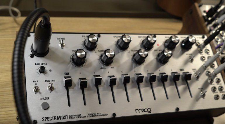 Moog Spectravox