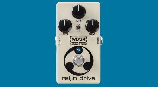 MXR Raijin Drive Overdrive Distortion Pedal