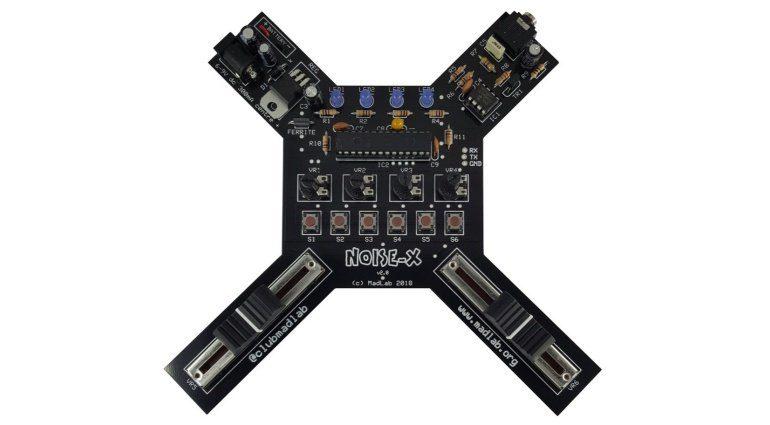 Madlab Noise-X-Synthesizer