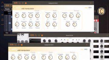 Pagefall Cality - iOS MIDI-Prozessor für mehr Kreativität