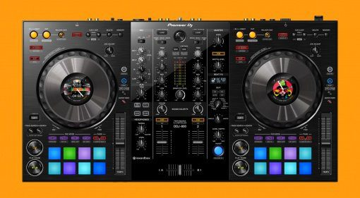 Pioneer DJ DDJ-800 DJ-Controller